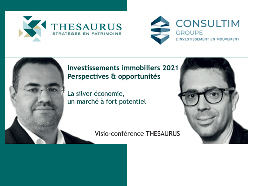 Investissements immobiliers 2021 : Perspectives & opportunités